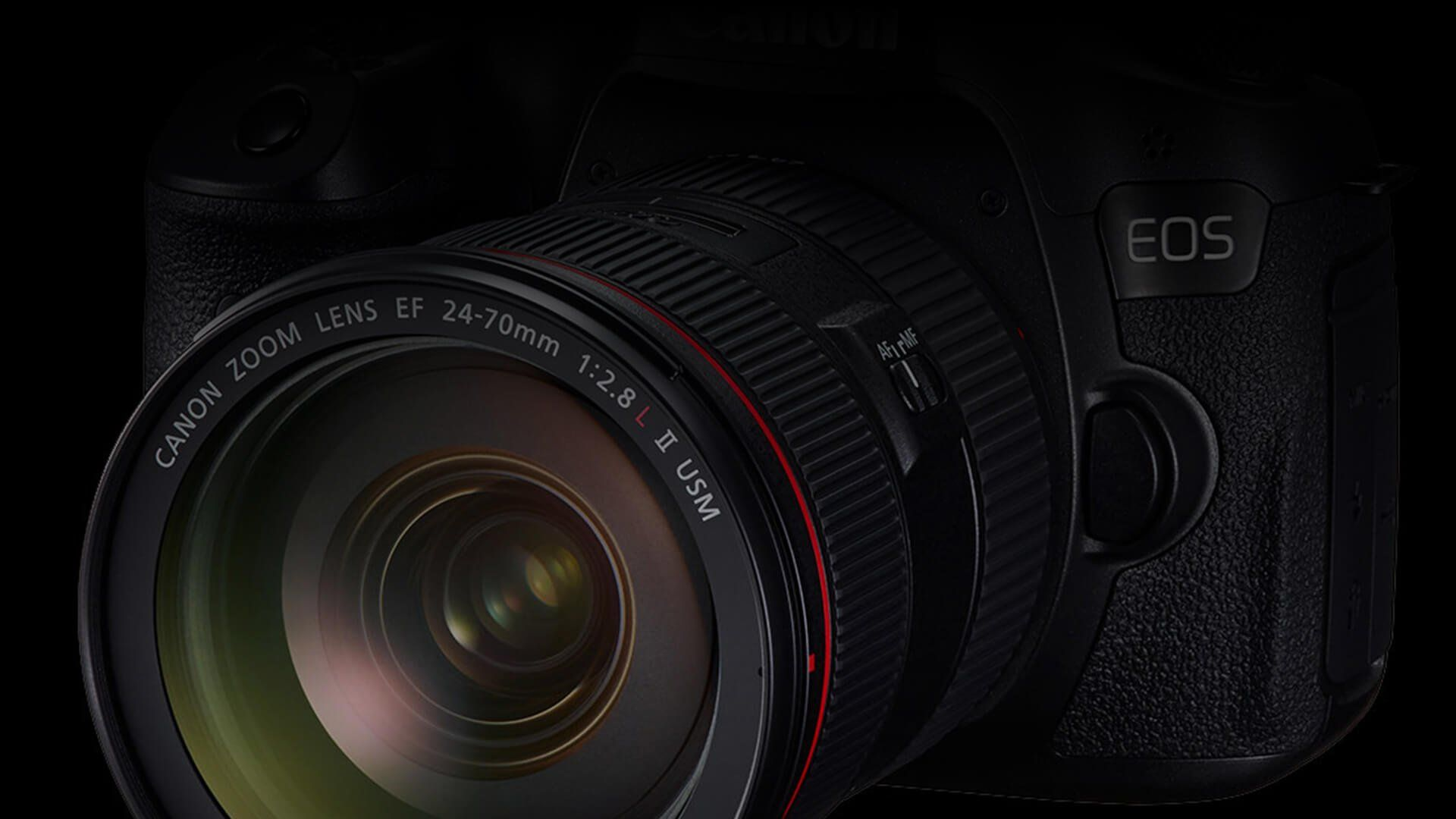 120 megapixel eos camera hero